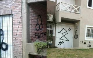 """La """"loca del pene"""" atacó en Pinamar. Fotos: Pinamar24"""