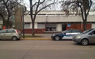 La Policía Federal allanó la Oficina de Empleo.