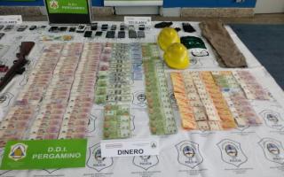 Nueve detenidos por golpe comando a una planta de agroquímicos de Pergamino en 2018