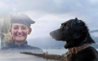 Comando espera a Eliana en el muelle de Mar del Plata.