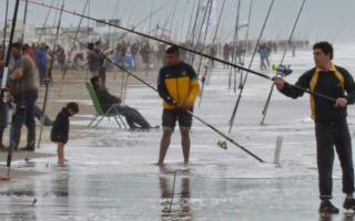 En Pinamar se celebra la Fiesta de la Pescadilla.