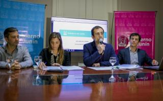 Junín: Petrecca anuncia proyectos y decretos de transparencia