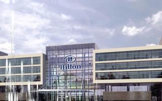 La cadena de hoteles Hilton desembarcó en Provincia