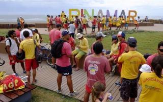 Pinamar: Guardavidas levantan paro y se reunirán en Trabajo el jueves tras acatar conciliación