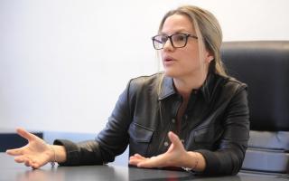 Piparo denunció que fue asaltada e investigan si su marido atropelló motociclistas