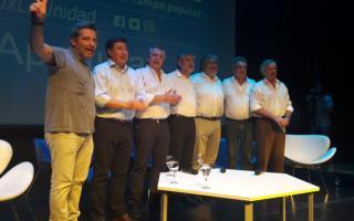El rearmado del peronismo: Dirigentes de diversos sectores se reunieron con el objetivo de la unidad