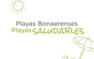 """Lanzan la campaña """"Playas bonaerenses, playas saludables"""""""