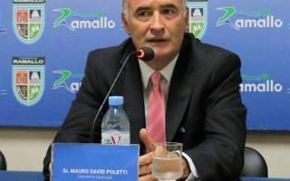 Mauro Poletti busca la reelección en Ramallo.