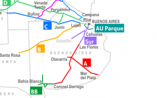 Nación adjudicó las obras del primer proyecto de Participación Público Privada (PPP), algunas en Provincia