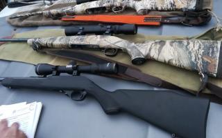 Pringles: Dos policías heridos tras ser agredidos cuando aprehendían a cazadores