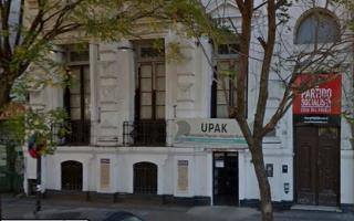 Sede del Partido Socialista en La Plata