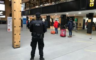 Detectan pasajeros con Covid-19 en Aeropuerto de Ushuaia