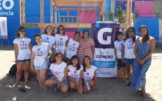 Los Puntos Género recorren Buenos Aires