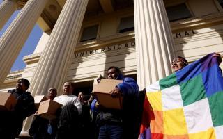El Museo de la Universidad de La Plata restituyó restos de nueve indígenas Qom