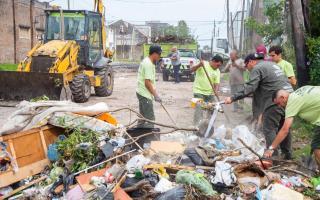 """Quilmes en """"emergencia ambiental"""" y con problemas para recolectar la basura"""
