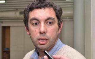 Quinteros denunció amenazas de Regueiro.
