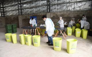 Estudiarán cómo se tratan los residuos en 16 municipios bonaerenses