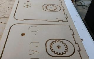 Los planos del prototipo desarrollado