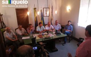 Intendentes de Cambiemos del oeste bonaerense mantuvieron un encuentro de regionalización