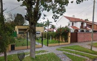 La casa donde se produjo el extraño hecho que investiga el fiscal Lorenzo Latorre.