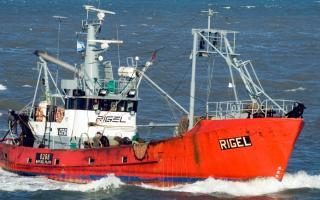 """Encontraron pertenencias de uno de los tripulantes del """"Rigel"""""""