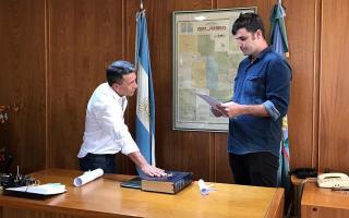 Asunción con duelo en General Guido: Falleció la esposa del nuevo intendente que juró en acto breve