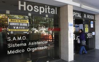 Por reiterados cortes de luz, el Hospital Rossi de La Plata suspendió internaciones y cirugías