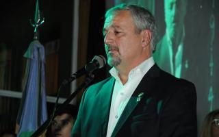 Claudio Rossi: Intendente de Rojas apoya la continuidad