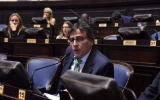 Eslaiman pidió que Ritondo acelere la investigación de la docente secuestrada en Moreno