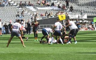 Jugaron las Finales del Provincial de Rugby de presos en La Plata