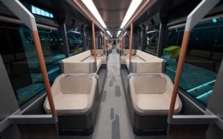 Rusia comenzó los preparativos para el Mundial 2018 con un tren futurista
