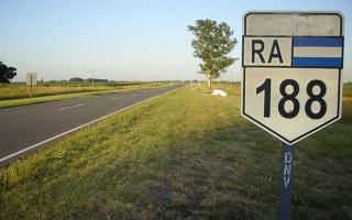 Katopodis confirmó el traspaso al Estado de la ruta 188 en Pergamino, junto a otras cuatro
