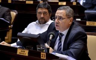 El Diputado provincial por Nuevo Encuentro, Marcelo Saín.