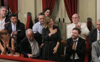 Florencia Saintout designada por Kicillof para un consejo interuniversitario provincial