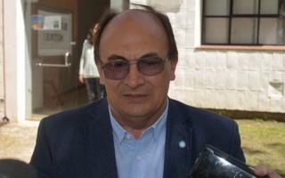 Intendente José Luis Salomón