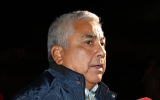 El intendente de San Pedro, Cecilio Salazar. Foto: La Noticia 1.