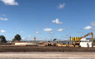 """""""A pesar de la difícil situación, en Salto seguimos radicando empresas"""", dijo el intendente Alessandro"""
