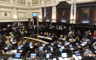 La Cámara de Diputados aprobó el proyecto y lo giró al Senado. Foto: LaNoticia1.