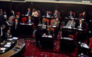 Senadores bonaerenses no trataron el proyecto de Policías Comunales.