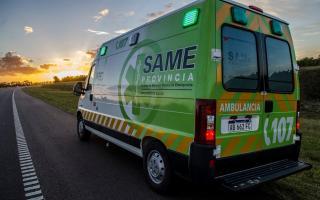 Postas del SAME Provincia en rutas a la Costa atlántica atienden más de 300 consultas diarias
