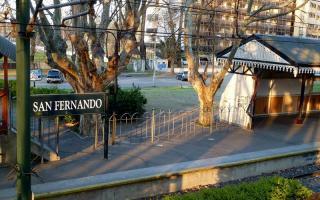 Es el primer caso en San Fernando