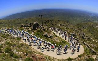 El Tour de San Luis es uno de los más importantes del mundo.