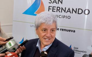 Andreotti valoró ley de Emergencia Alimentaria. Foto: QPW