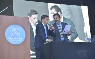 San Miguel: Jaime Méndez juró como intendente para su primer mandato