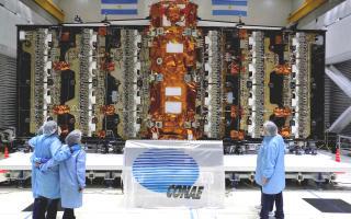 Ponen en órbita el satélite argentino SAOCOM 1A