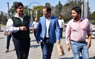 Sarquís en Lincoln anticipó las buenas perspectivas agroindustriales para la Provincia de Buenos Aires