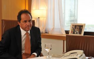 Scioli recibirá a intendentes de la Segunda Sección electoral.