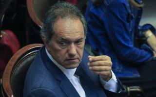 "Fórmula Alberto - Cristina: ""Voy a presentarme"", ratificó Daniel Scioli"