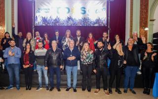 Ensenada: Secco presentó su lista en el Frente de Todos para ir por el quinto mandato