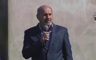 Encendido discurso de Mario Secco